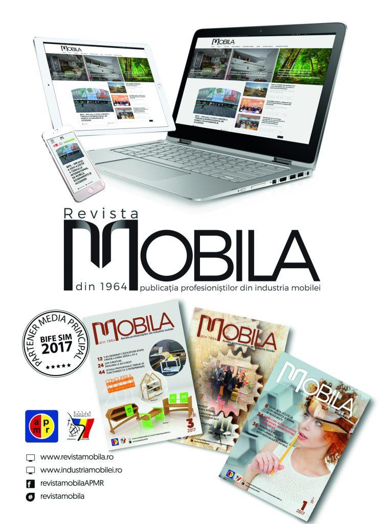 macheta Mobila - BIFE 2017 15x22