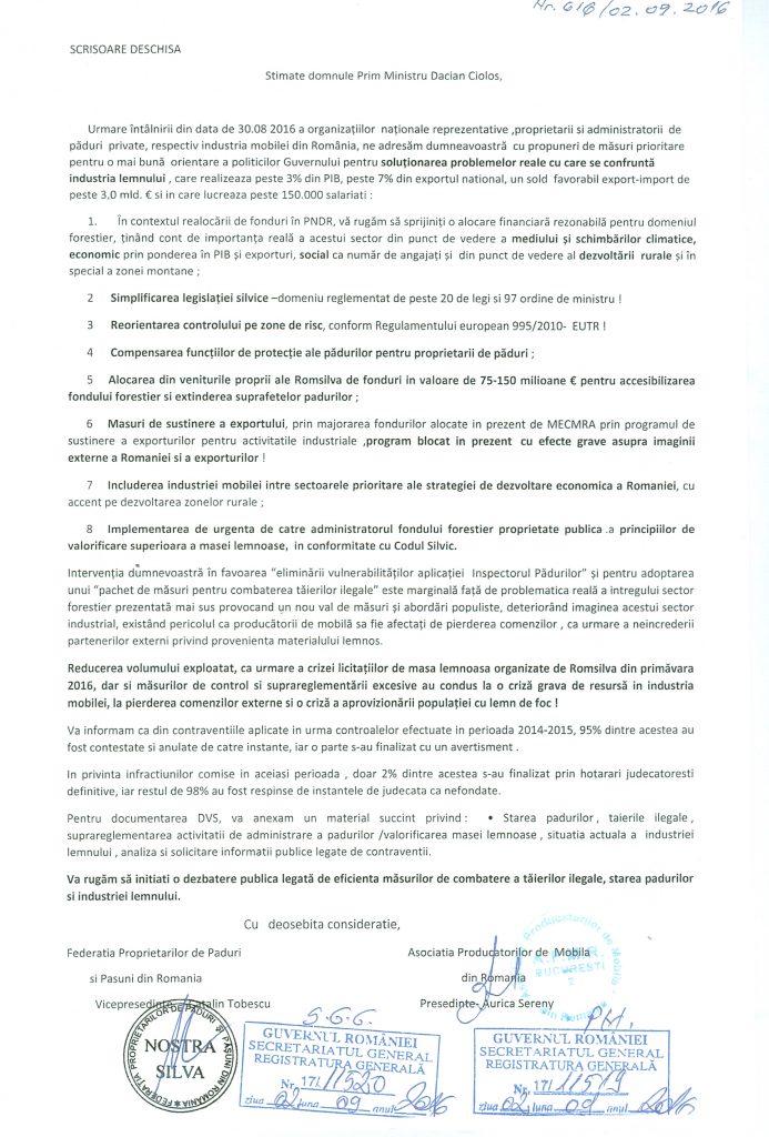 scrisoare deschisa Prim_ministru