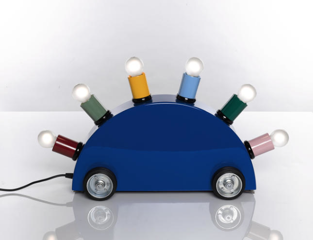 Super Lamp, Martine Bedin, 1981