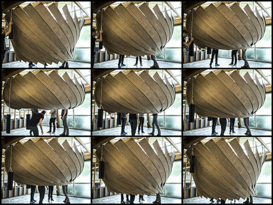Transformable Meeting Spaces - MIT and Google