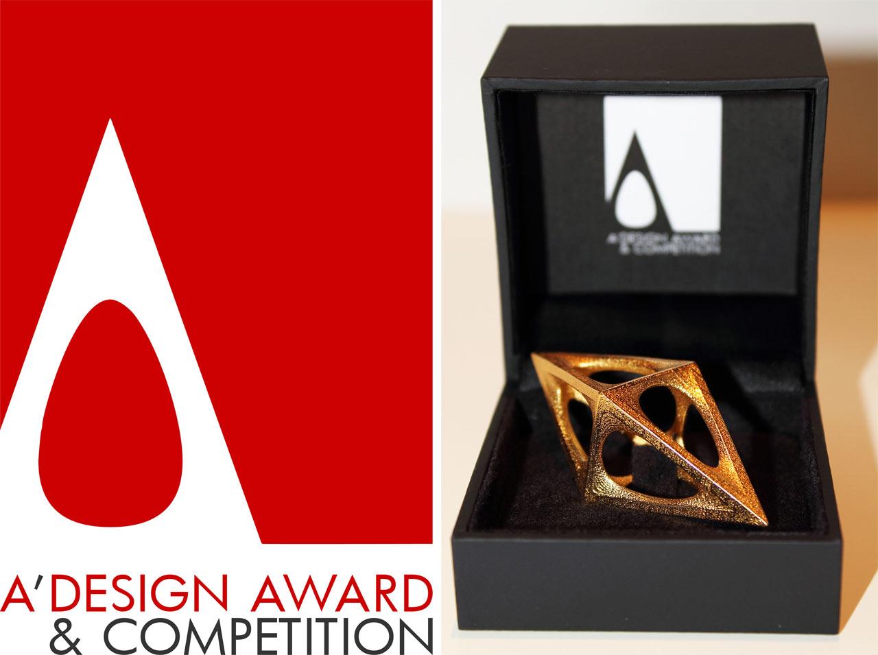 a-design-award-trophy
