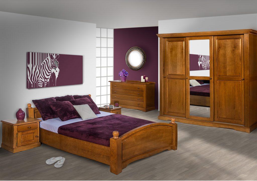Dormitor Camelia
