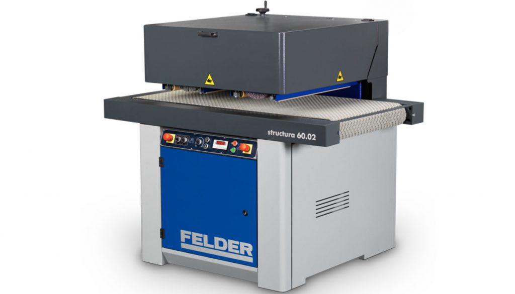 Masina de structura suprafete - Felder Structura (002)