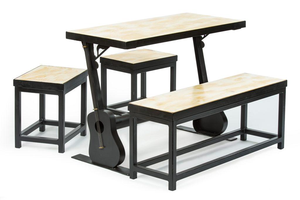 set mobilier chitara