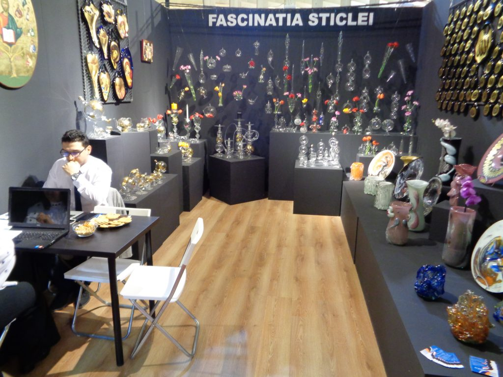 Fascinatia sticlei