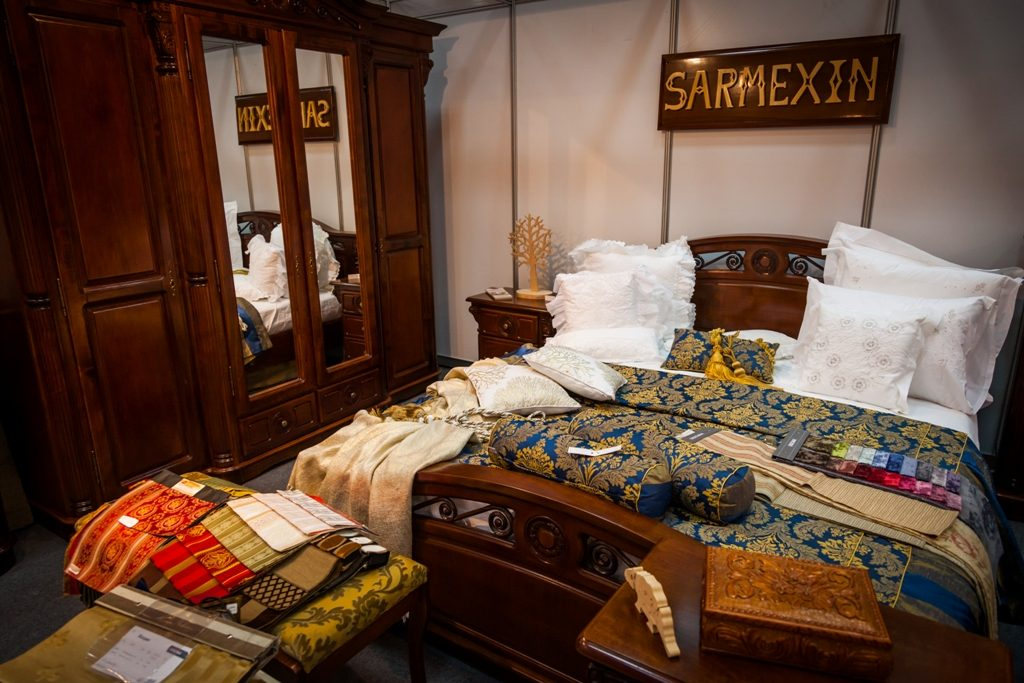 Sarmexin la Mobila Expo