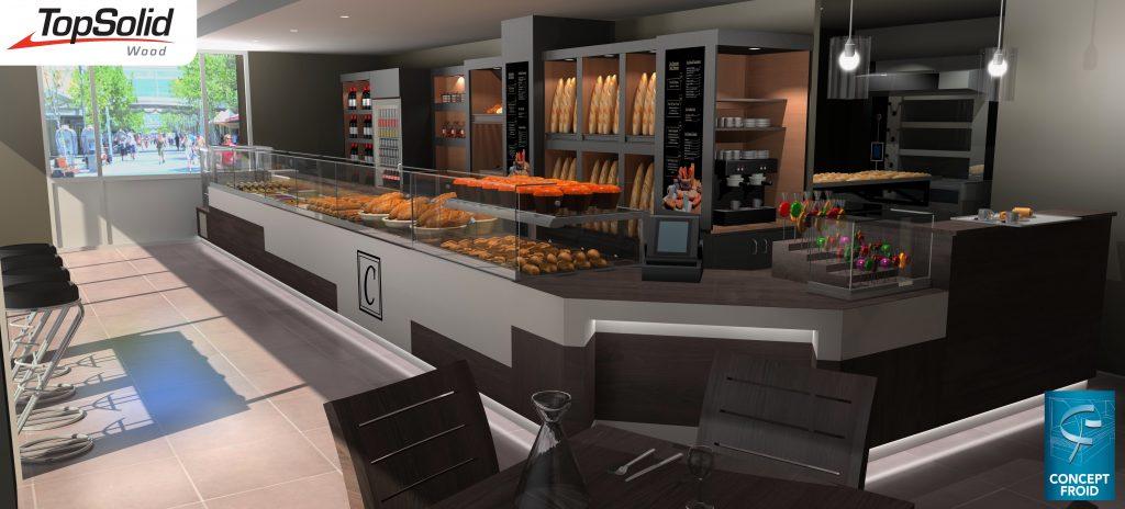 Boulangerie - Backery