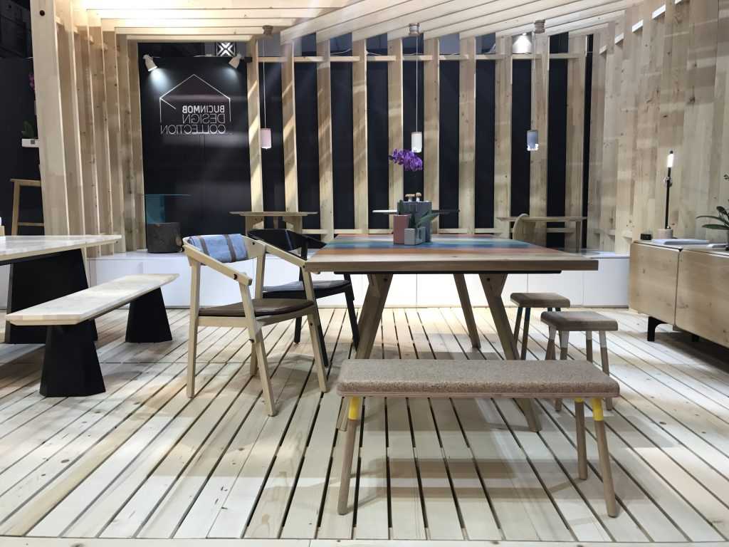 Bucin Mob Design Collection - Salone del Mobile Milano 13