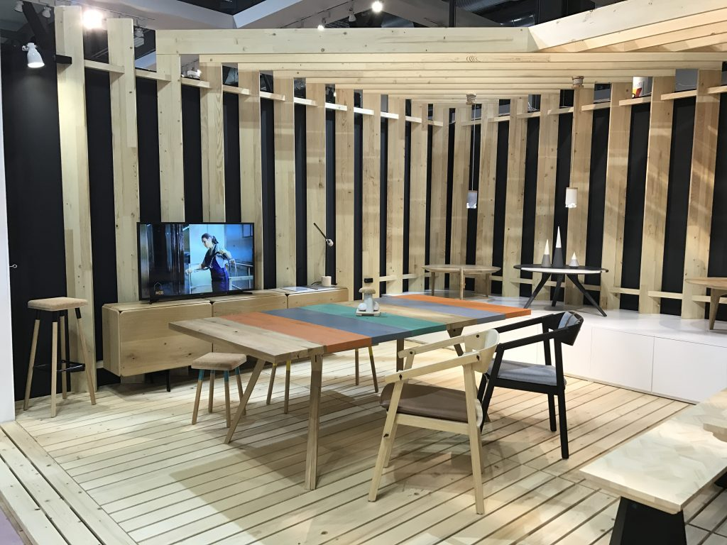 Bucin Mob Design Collection - Salone del Mobile Milano 3