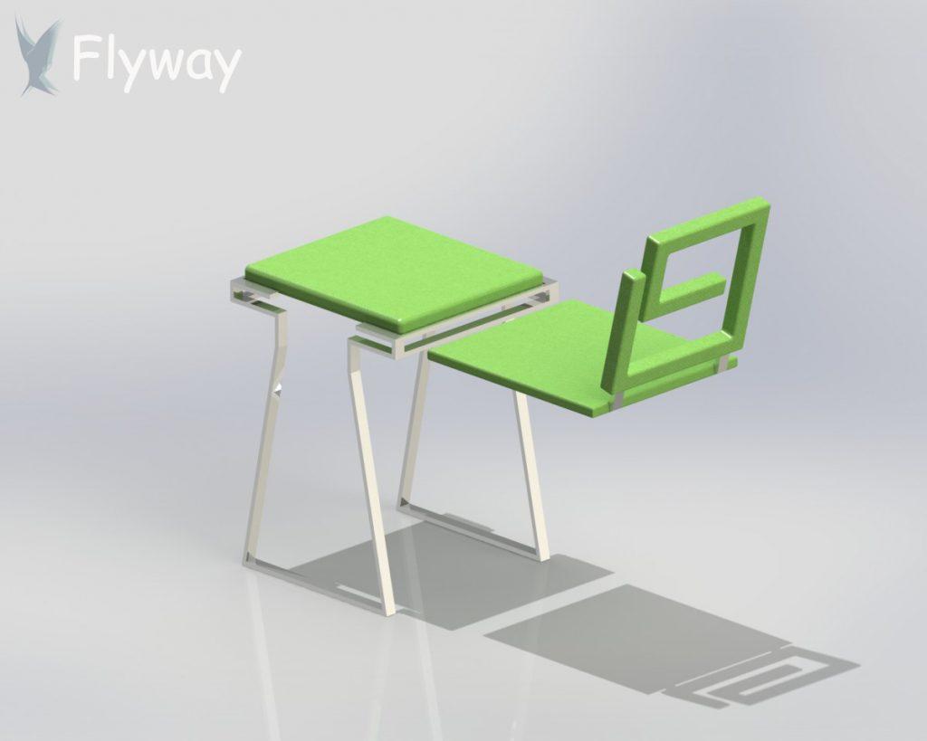 scaun Flyway 2015 (Ramona Dumitrașcu)