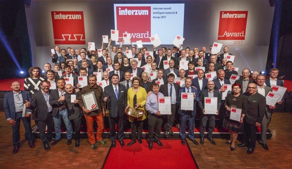 Eröffnungsparty & interzum Preisverleihung in den Rheinterrassen
