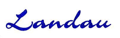 logo Landau