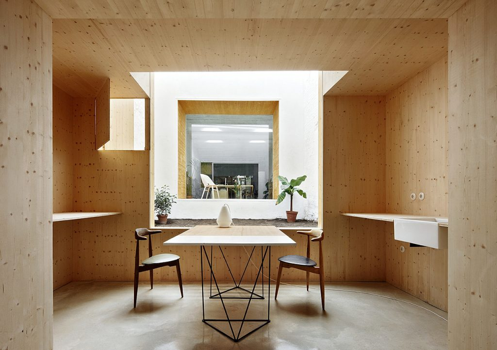MAIO Studio, Barcelona, 2011-12