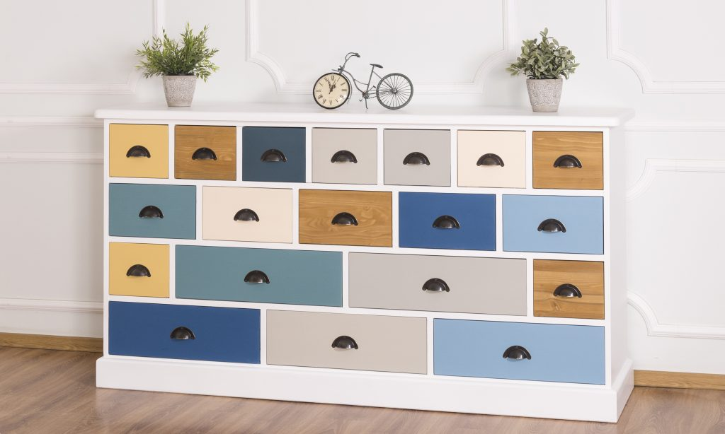Mobila SZEL MOB Drawers Multicolor