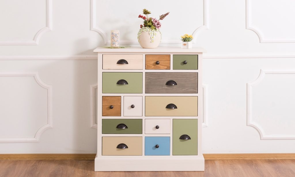 Mobila SZEL MOB5 Drawers Multicolor 1
