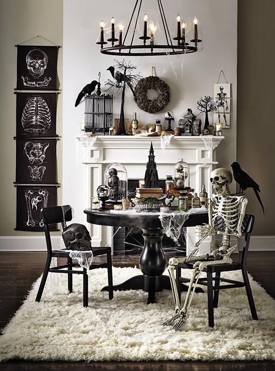 Cum sa decorezi casa de Halloween