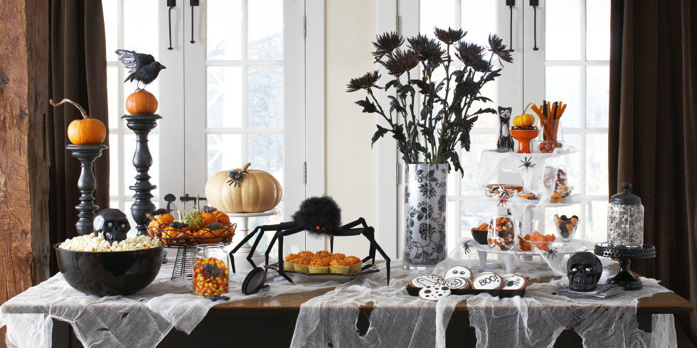 Decor de Halloween Revista Mobila