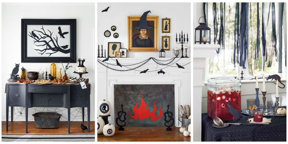 Decor de Halloween
