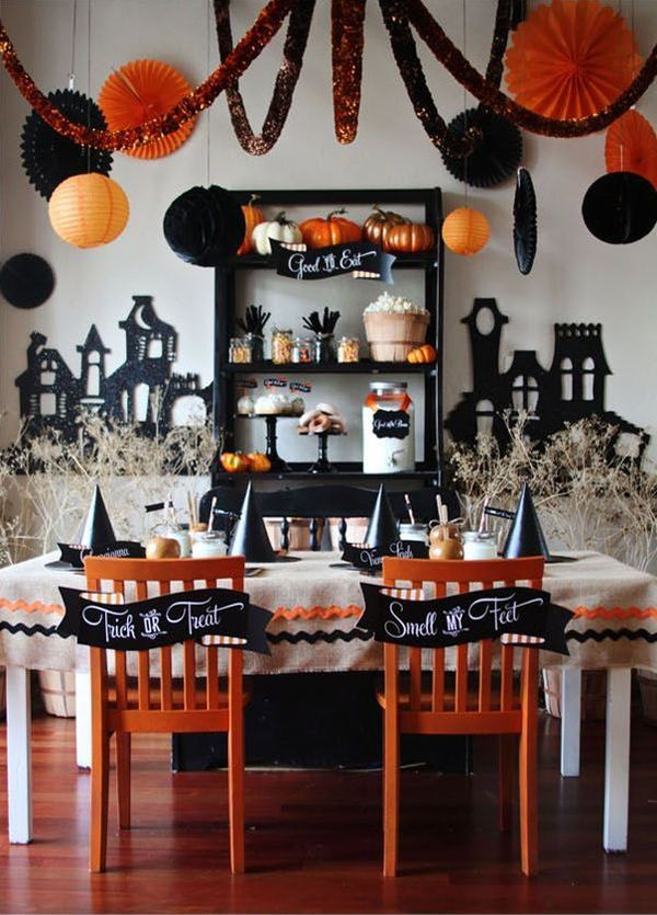 Idei de Decor de Halloween