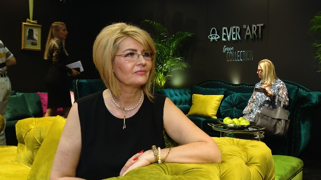 Mariana Conea, director general EVERART