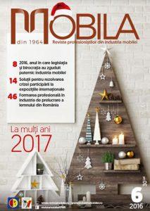 Revista Mobila Editia 2016 Nr.6