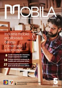 Revista Mobila Editia 2016 Nr.5