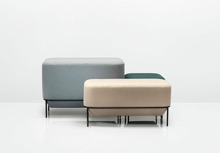 Design de mobilă la Festivalul de Design de la Londra 2017 taburete