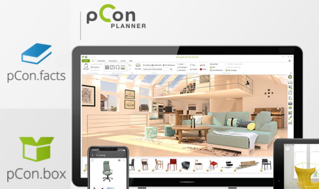 Pcon Planner Aplicația De Design Interior 3d Pentru Profesioniști Revista Mobila